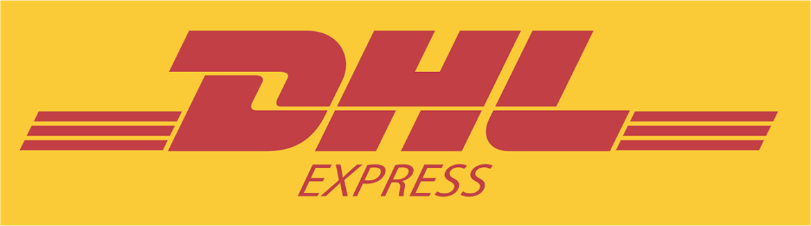 International courier logo-DHL