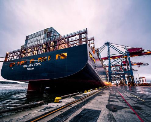 marine insurance cargo ship